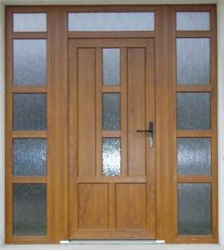 Oknotherm dveře