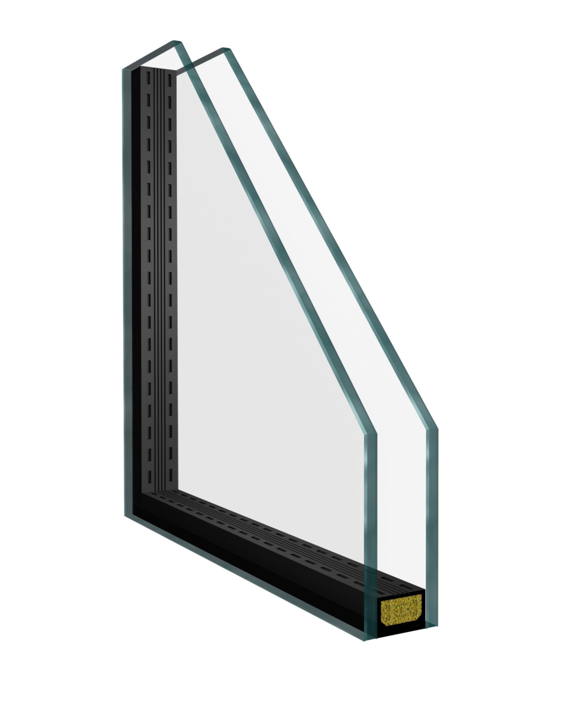 Izolační sklo cena
